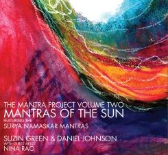Mantras of the Sun Album Art